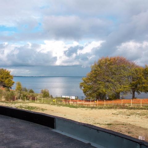 widok na morze apartament