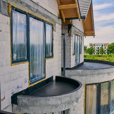 apartament w Pucku z widokiem na morze